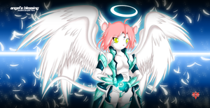 Angel's Blessing by xenon001