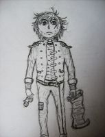 Male Character - uncoloured by ARTmonkey90