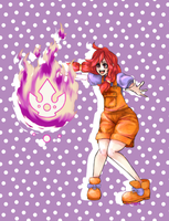 CE - Freckle fire by 1-084