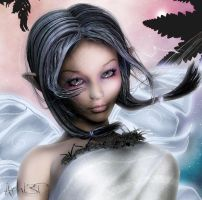 Feary Dream - Portrait by Aral3D