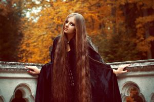 Autumn Angel by markheet