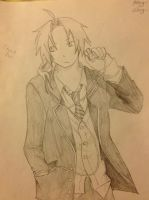 Edward Elric by Otaku88888888