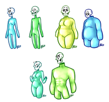 (link in description) tutorial - body types by bPAVLICA
