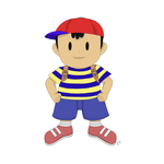 Ness (Earthbound) by DucKyoani