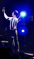 Brandon Urie of PATD by TheDrmLvr