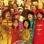 In Sgt. Peppers costumes by Bruna-Chan
