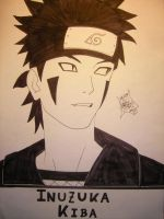kiba in shippuuden by Shadow-Hunter-o0o