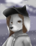 Mags the doggo by Ratlovera5