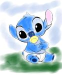 stitch baby by kary22