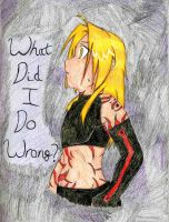 FMA: What Did I Do Wrong...? by StarAllise