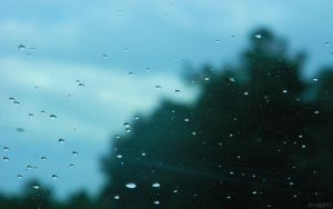 Rainy Day Wallpaper Series 7 out of 7 by MOGGGET
