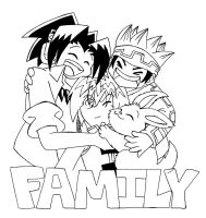 In the Family by Dezu-the-Shaman