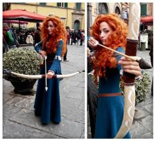 Merida (Brave) by Flying4Freedom