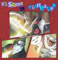 Kisame vs Killerbee -470- by Godaime-Tsunade