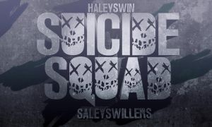 +Suicide Squad Font by SaleySwillers
