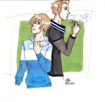 APH Ned and Lux by AnnHolland