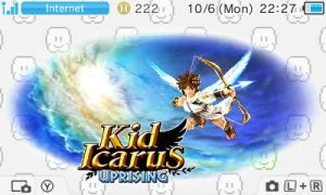 Kid Icarus:  Uprising by UKD-DAWG