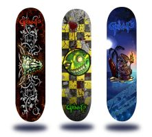 New Decks by Grimbro