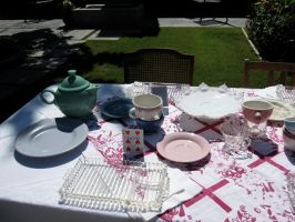 Tea Party 3 by Trisa-Sxy-Stock