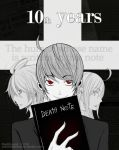 10th Years by RedRegret