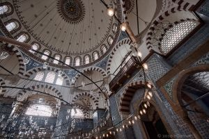 The Sehzade Mosque by eDamak
