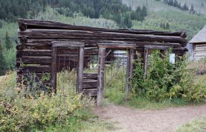 Ashcroft Ghost Town 2 by Falln-Stock