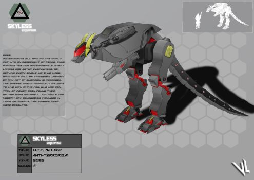 Final Project - U.T.T. MK-012 by Versanthus