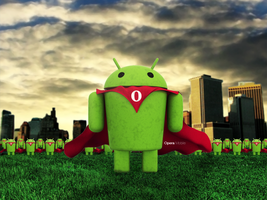 Opera Mobile for Android _2 by Lukaydo
