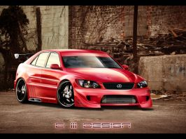Lexus IS 300 by CrashDesign