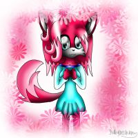 PC for anjanithemlpfan-Rina the fox by Kathy-the-echidna