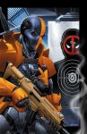 Deathstroke by BlondTheColorist