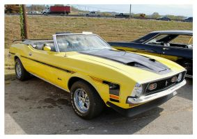 1971 Mustang Convertible by TheMan268