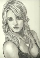 Kaley Cuoco by donna-j