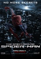 The Spectacular Spider-Man poster by Enoch16