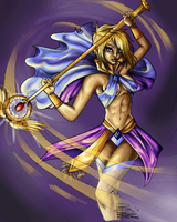 Mage - Commission by SuperSibataru