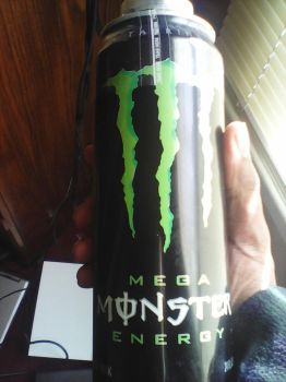 Mega Monster Energy by TheDeathMachine