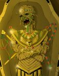 Egyptian Mummy Zombie Thingee by Harley-1979