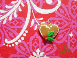 Christmas Cookie Charm by xcalixax
