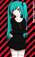 Hatsune Miku - Game of Life version by aspiringfire