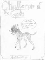 CotG Audition page 1 by ZappyAttack
