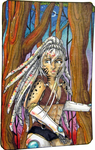 Commission ACEO: Lynx by Re-Pyper