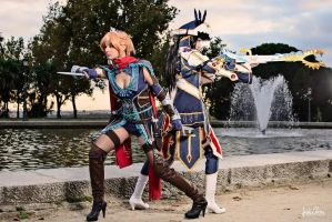 Granado Espada cosplay 2 by ThelemaTherion