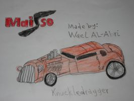 Knuckledragger from Maisto by Wael-sa