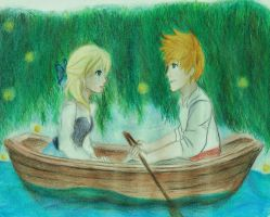 There You See Her by gumi-harue