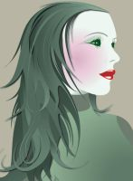 Say hello to Mrs.Green... by enikOne