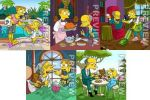 Mr.Burns,Smithers and Maggie by Alicetiger