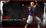 DOA5 Eliot Wallpaper HD by ArRoW-4-U
