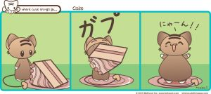 WCTG: Cake by lafhaha