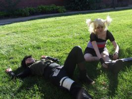being lazy by CosplayCrazyProducti