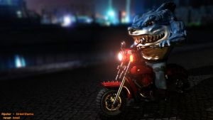 Ripster - Street Sharks by HANxOPX